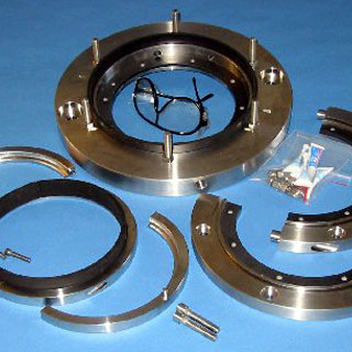 MECO Custom Shaft Seals - EA Series For Pulp And Paper Applications